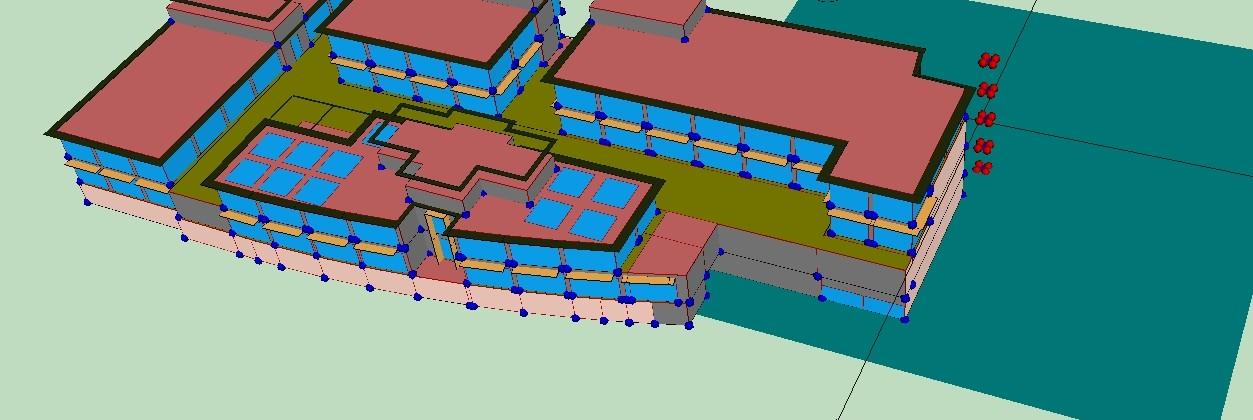 Limitación de la Demanda Energética en Edificio Comercial