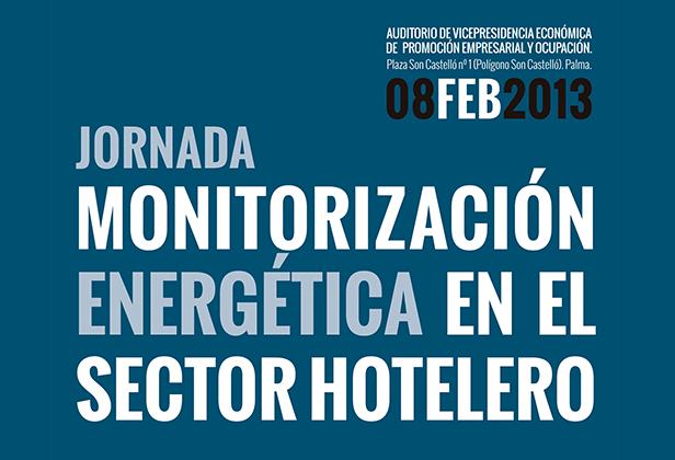 Jornada de Monitorización Energética en el sector hotelero