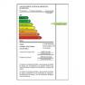 Calificación de Eficiencia Energética de Edificio de Viviendas